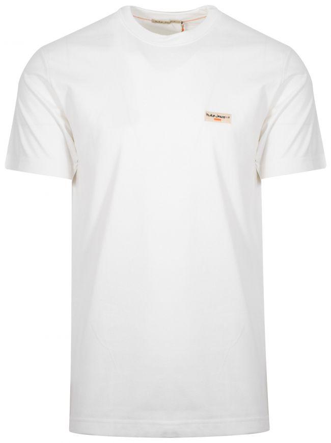 Daniel Offwhite Logo T-Shirt