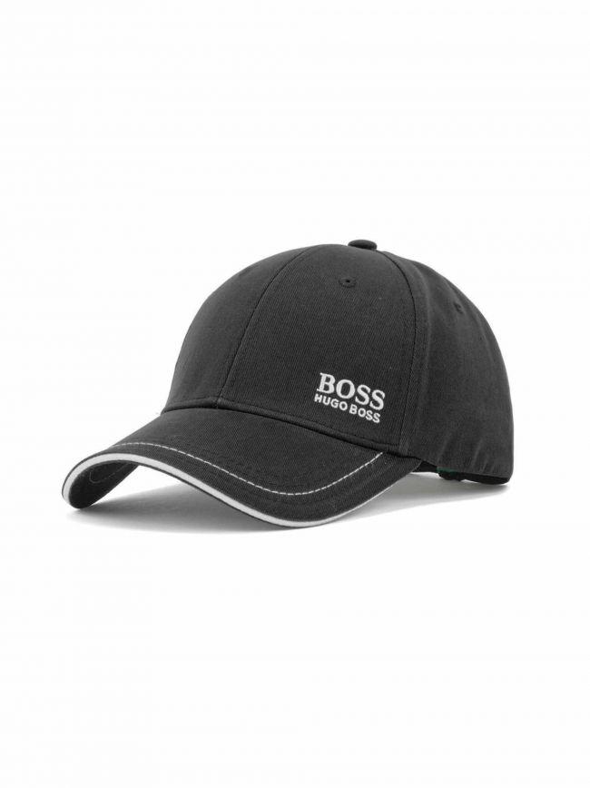 Black CAP1 Head Cap