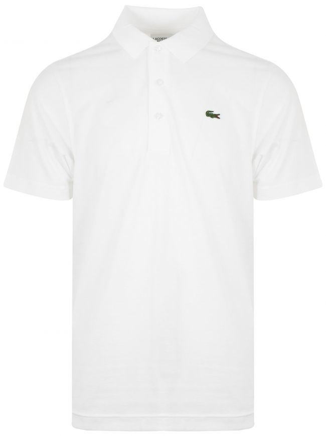 L1230 White Polo Shirt