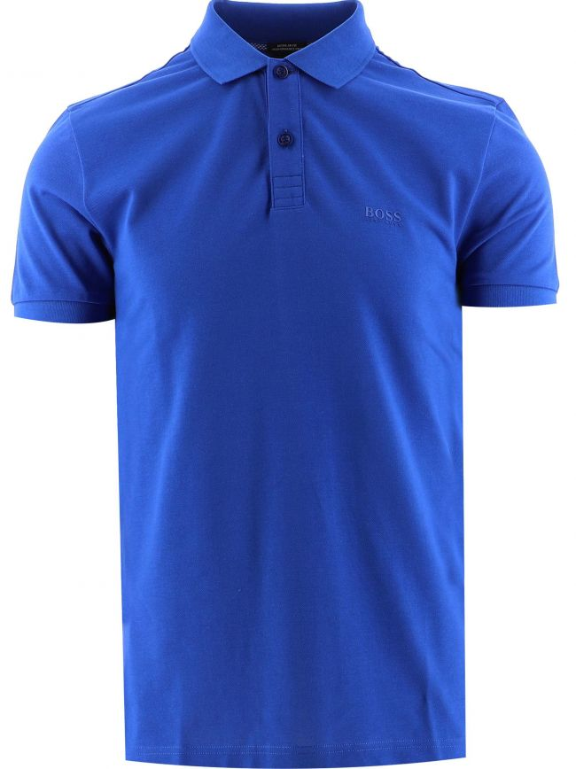 Blue Piro Polo Shirt