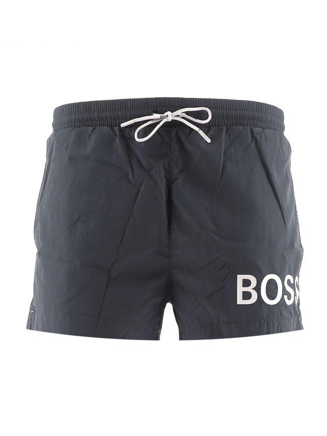 Grey Mooneye Swim Shorts