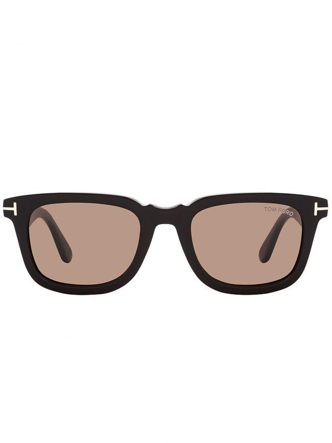 Black Dario Sunglasses