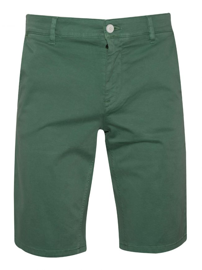 Green Chino Short