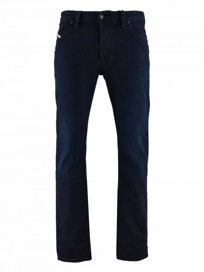 Regular Straight Larkee Dark Blue Jean