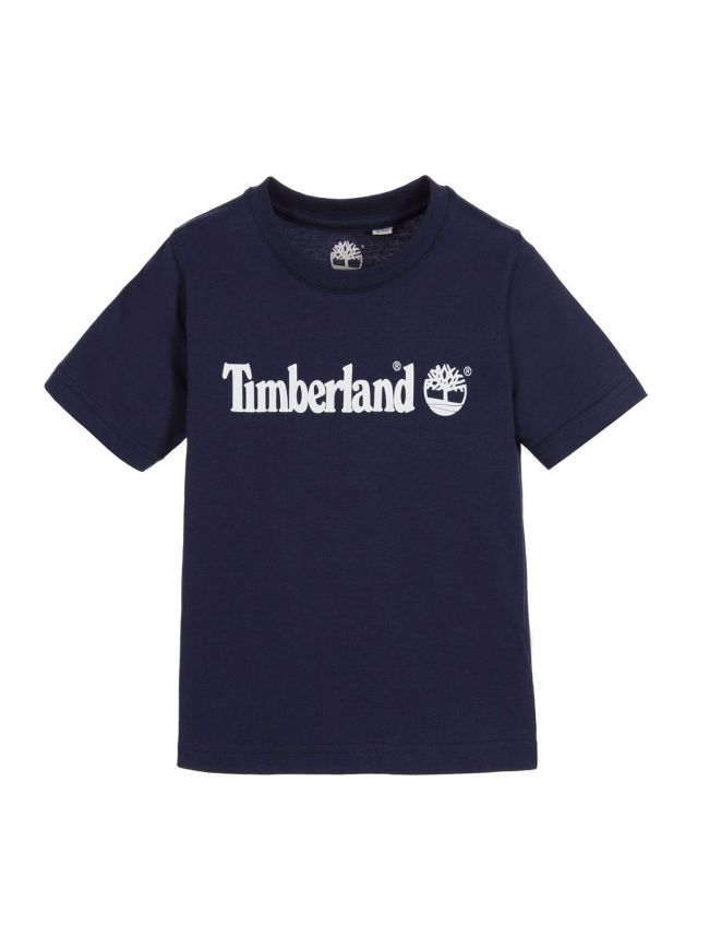 Navy Short Sleeve T Shirt