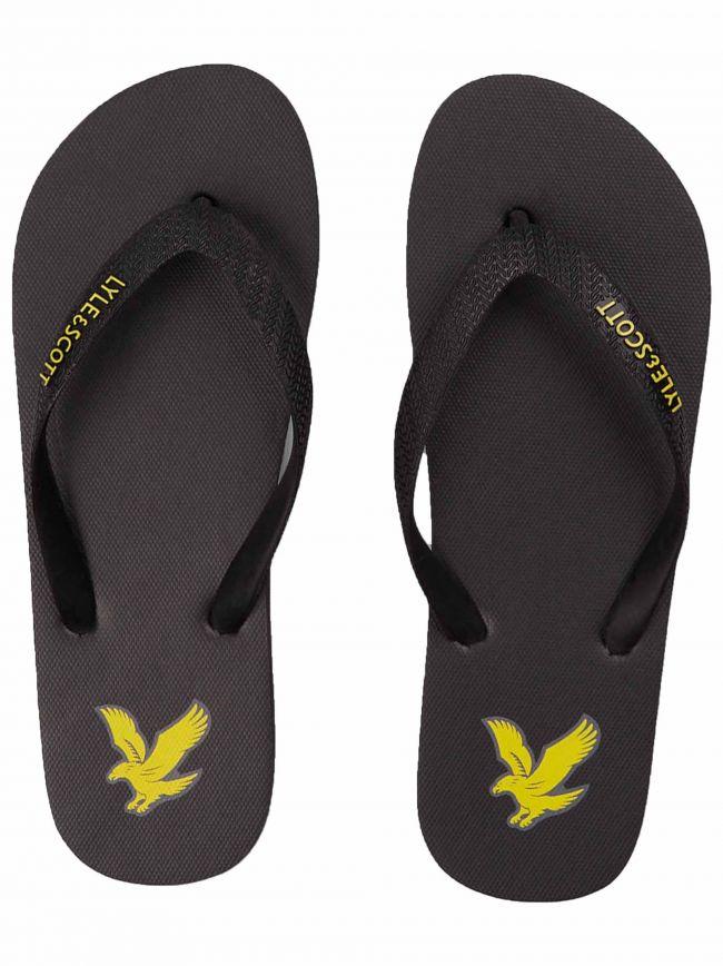 Black Flip Flop