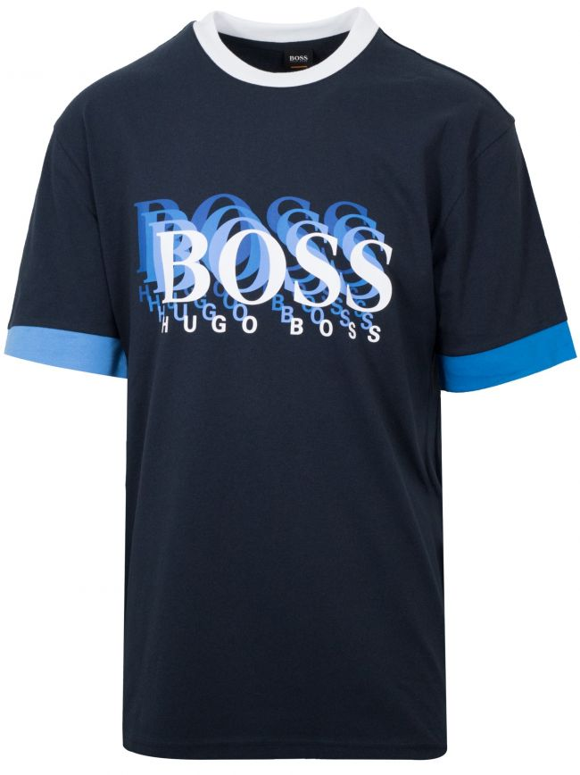 Twell 1 Navy T-Shirt
