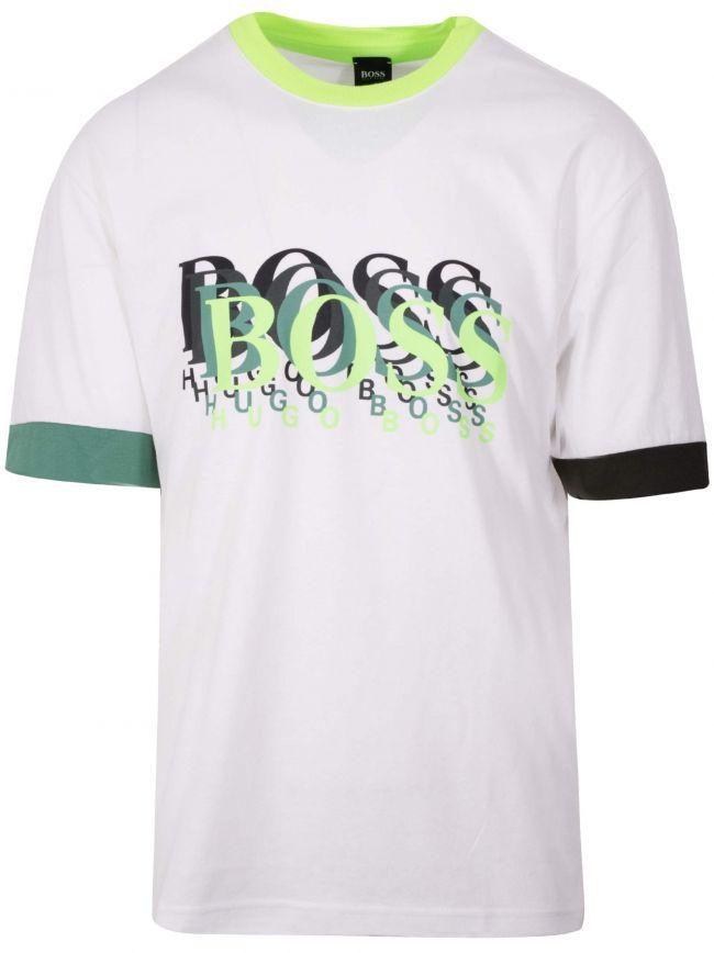Twell 1 White T-Shirt