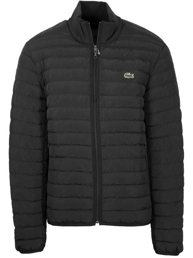 Black Down Jacket