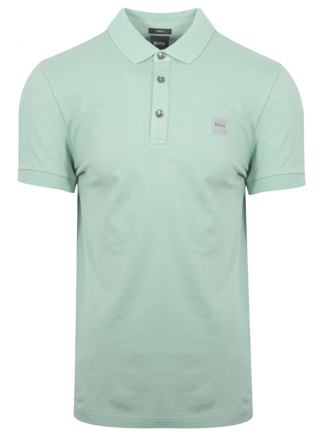 Pale Green Passenger Polo Shirt