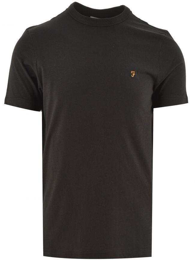 Black Danny Short Sleeve T Shirt