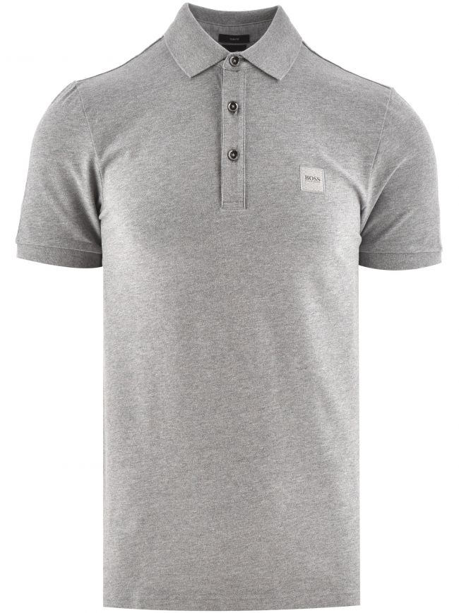 Grey Passenger Polo Shirt