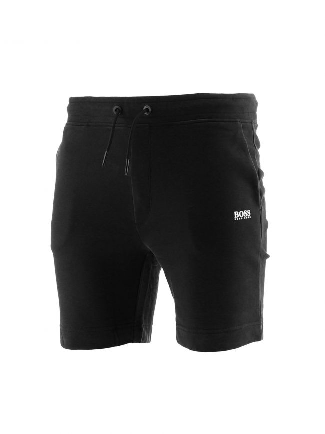 Black Skeevito Jersey Short