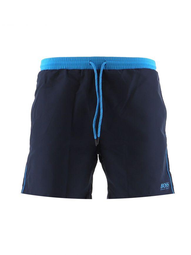 Navy Starfish Swim Shorts