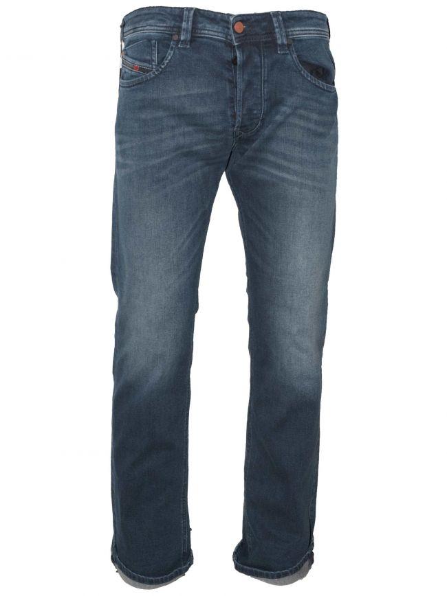 Regular Straight Larkee Light Rinse Jean