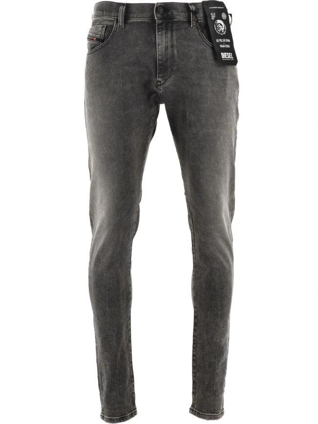 Grey D-Strukt Slim 30 Leg Jean