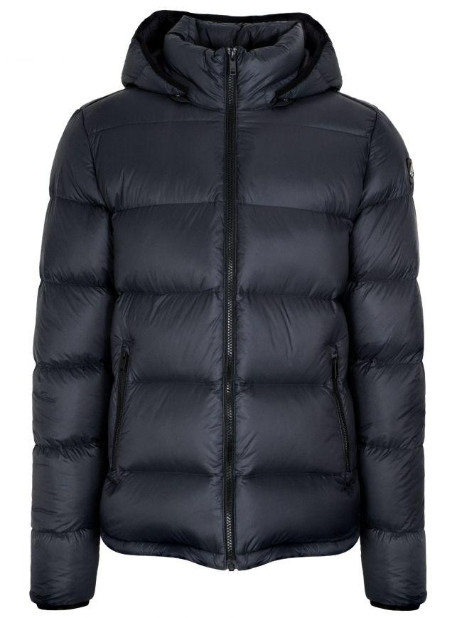 Arctic Navy Whitewood Puffer Jacket
