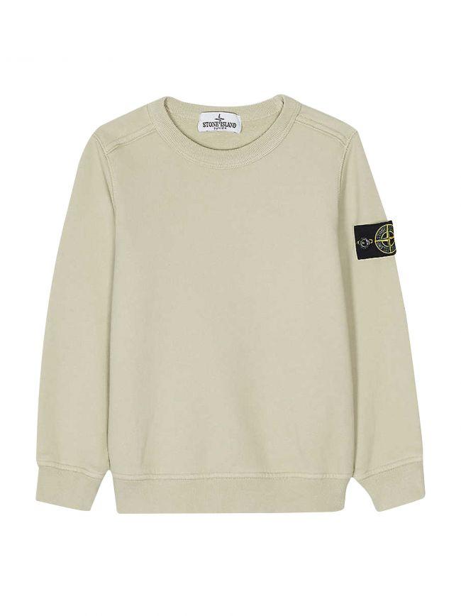 Beige Classic Sweatshirt