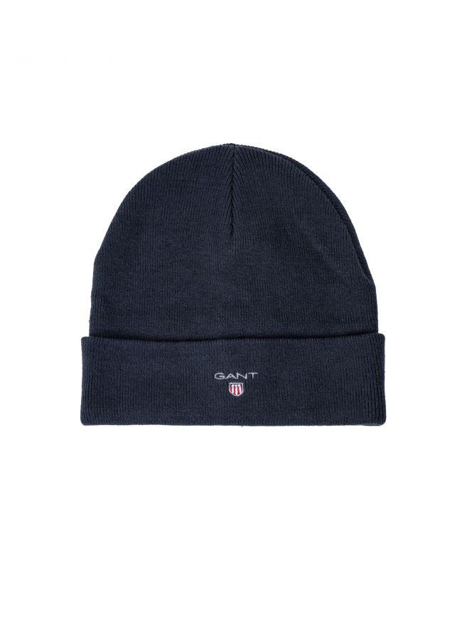 Marine Blue Logo Hat