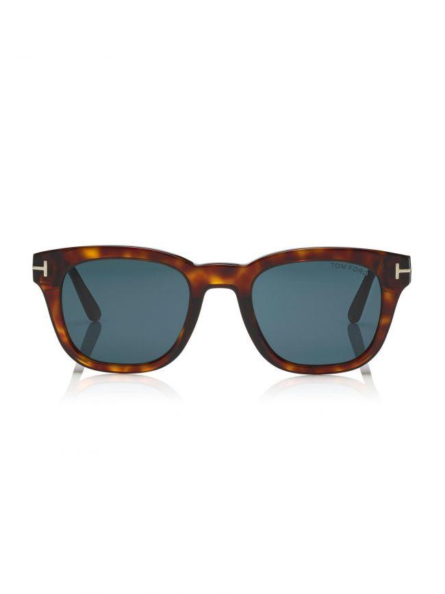 Red Havana Eugenio Sunglasses