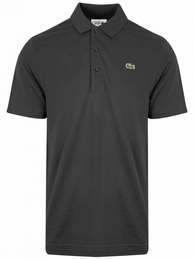 L1230 Black Polo Shirt