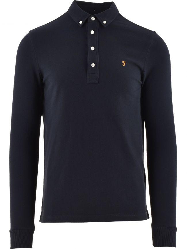 Navy Ricky Polo Shirt