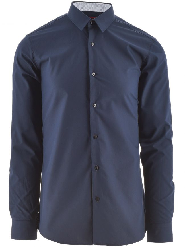 Navy Vidal Shirt