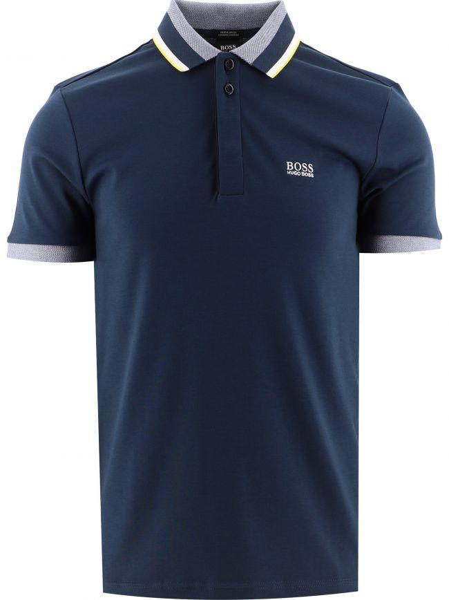 Navy Paddy 1 Polo Shirt