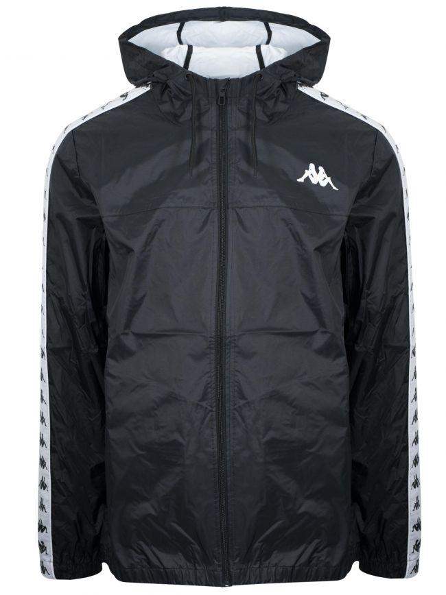 Black Dawson 222 Banda Hooded Jacket