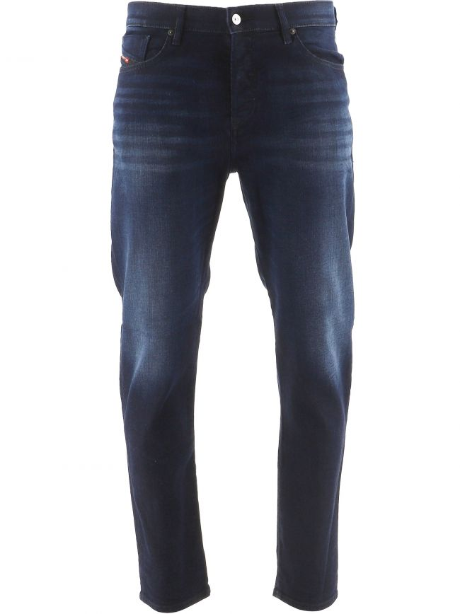 Blue D-Fining 34 Leg Regular Jean