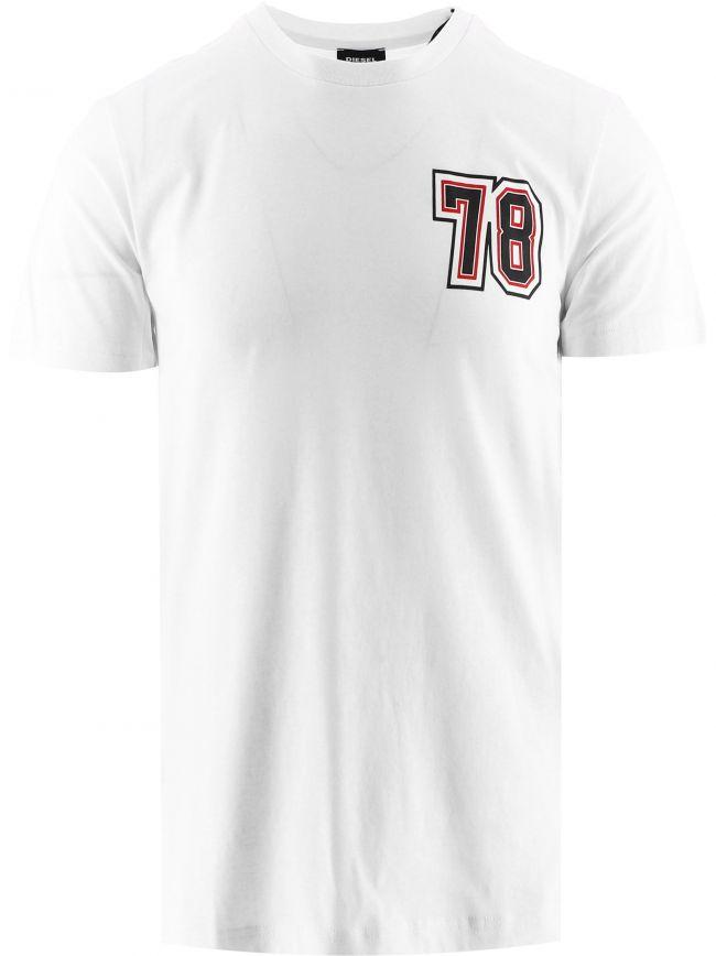 White T Diegos K27 T-Shirt