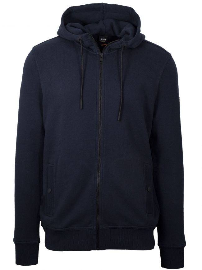 Navy Zounds 1 Hooded Sweatshirt