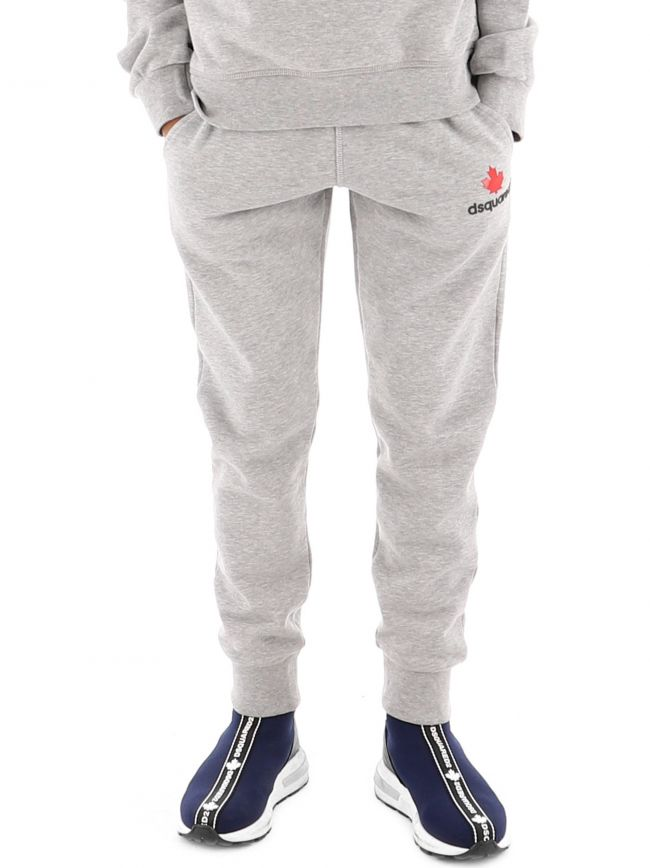 Grey Logo Jogging Pant