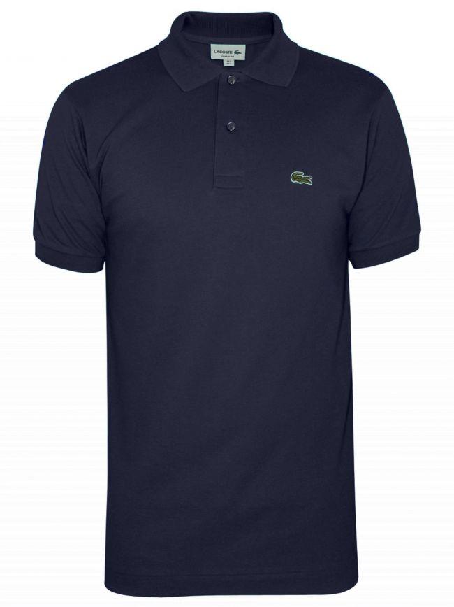Classic L1212 Marine Blue Polo Shirt