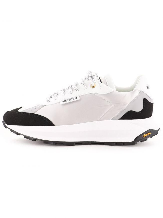 Black Vegan Racer Sneaker