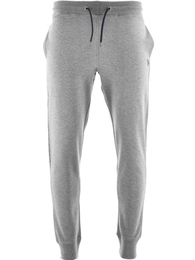 Grey Regular Fit Jogging Pant