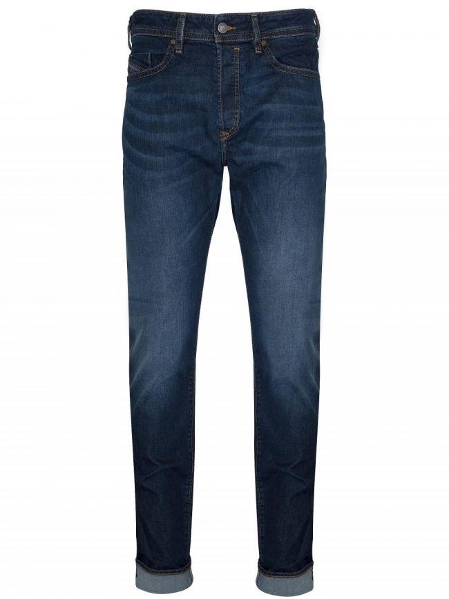 Regular Slim Fit Buster Blue Rinse Jean