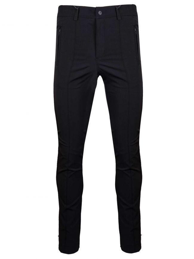 Black 'Derg' Stretch Pant
