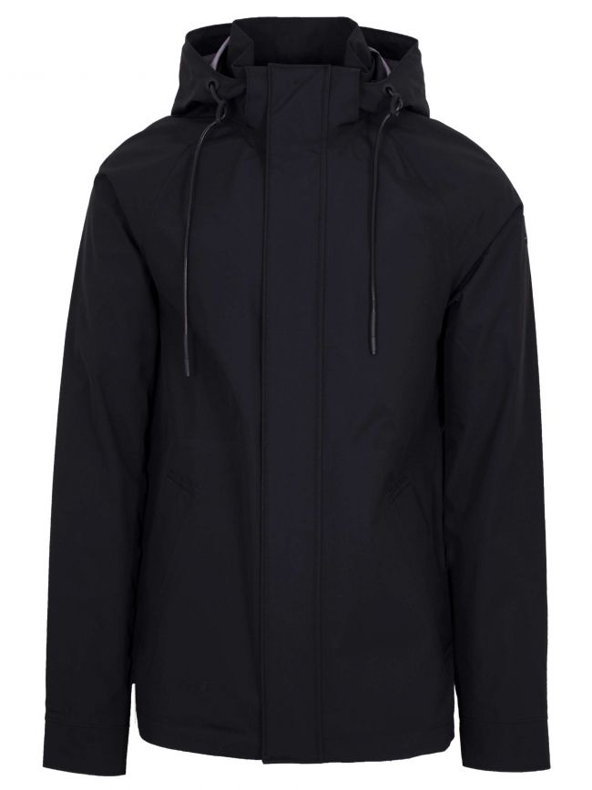 Black Lead Rider Lightweight Jacket