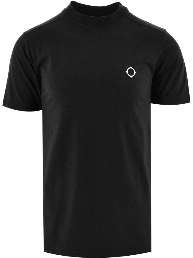 Black Short Sleeve Icon T-Shirt