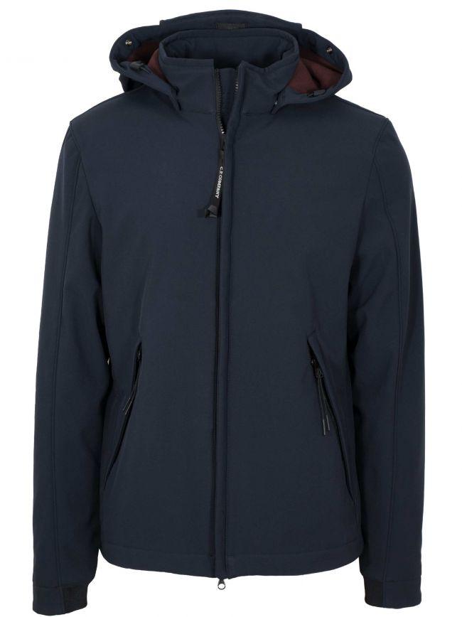 Navy Soft Shell Goggle Jacket