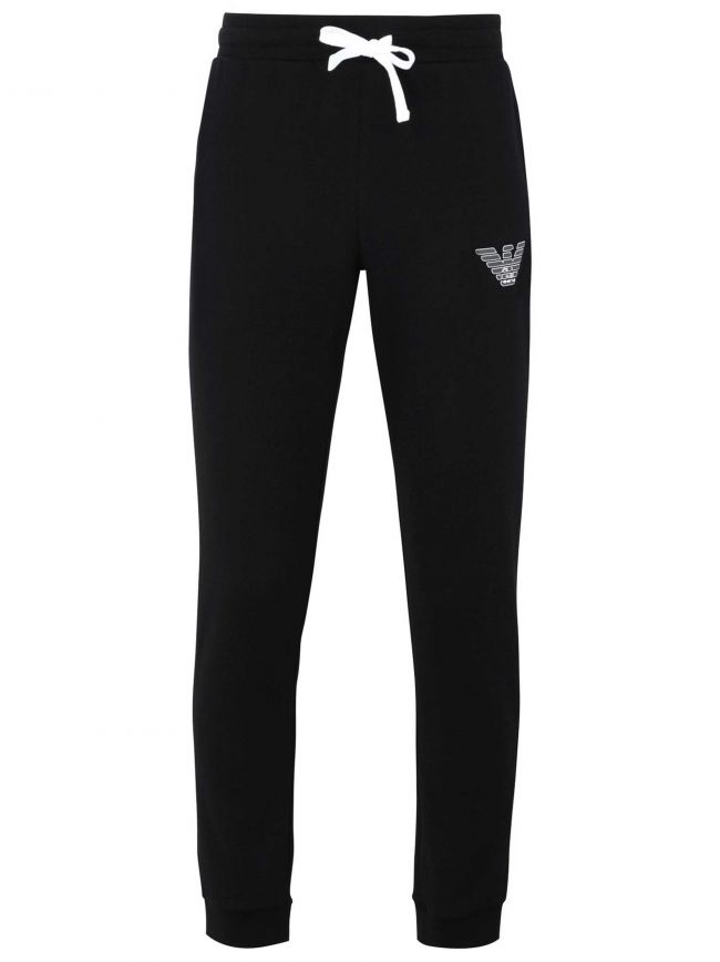 Black Eagle Logo Jog Pant
