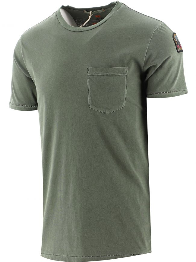 Green Basic T-Shirt