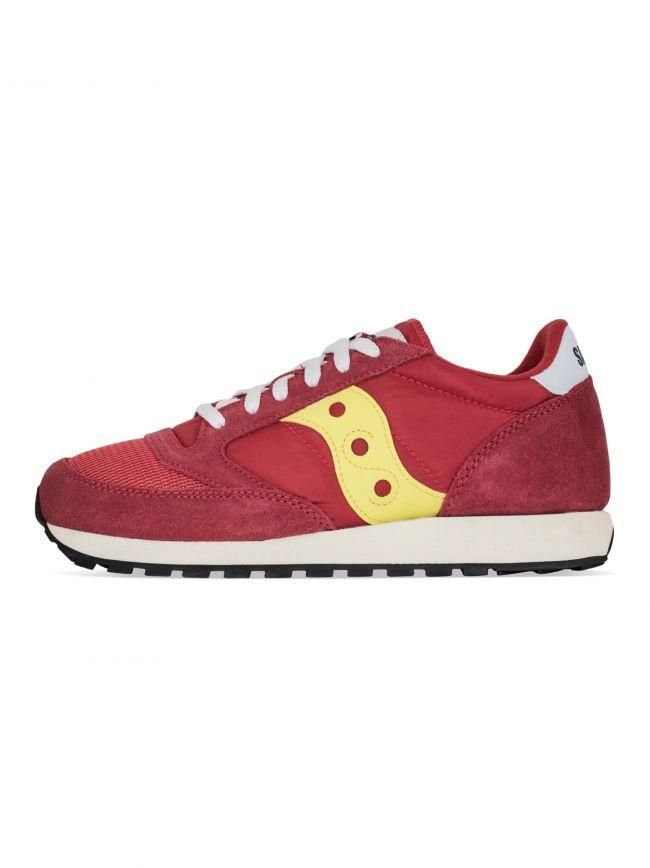 Red & Yellow Jazz Original Vintage Sneaker