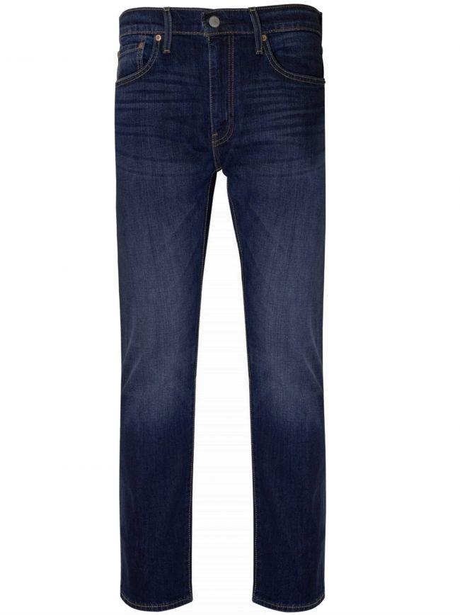 502 Stretch Blue Wash Regular Tapered Jean