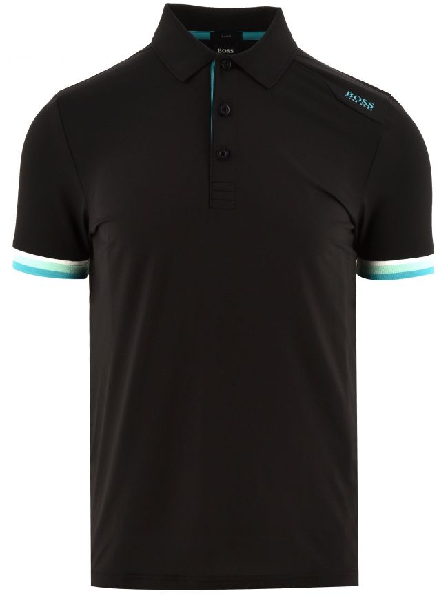 Black Paule 6 Polo Shirt