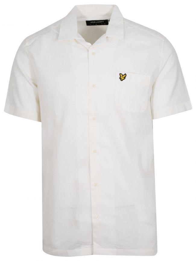 Snow White Resort Shirt