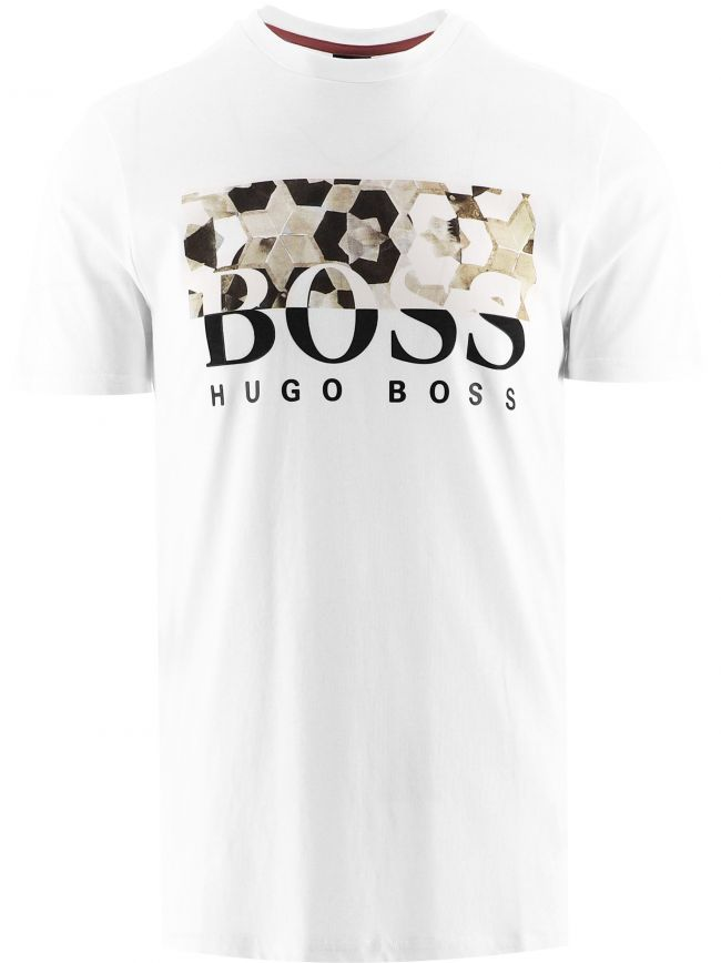 White Teally T-Shirt