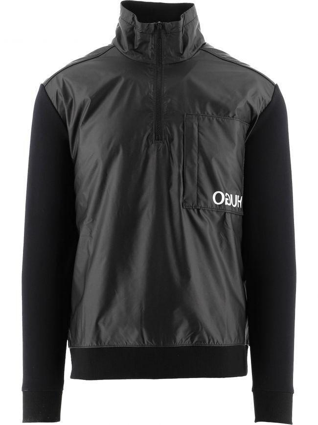 Black Damunek Jacket
