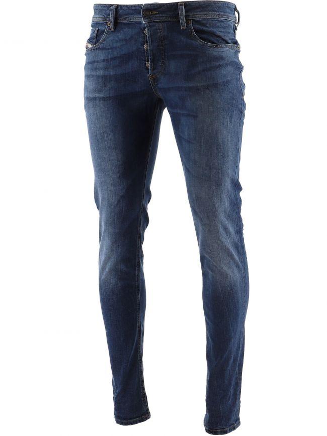 Blue Sleenker-X 30 Leg Jean